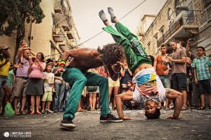 Capoeira by Roy-Ba