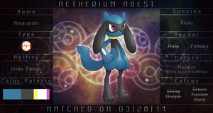 PKMNation Amaranth by Aetherium-Aeon