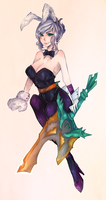 Battle Bunny Riven by berrycoat