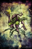 Green Goblin by daawg