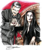 Addams Reloaded by dottcrudele
