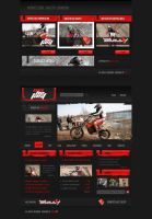MOTOCROSS DESIGN by Shuma87