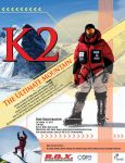 K2 - The Ultimate Mountain by artistiko07