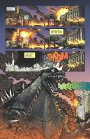 Godzilla Rulers of Earth issue 6 - pg1 by KaijuSamurai