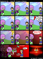 Comic: 'A Lesson in Manners' by ideallyRANDOM