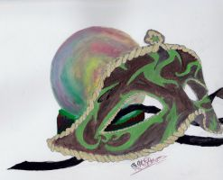 masquerade by candycotten