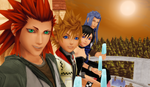 [KH MMD] Selfie by Cheyennetwilight