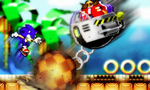 Sonic vs Eggman pic by supersilver27