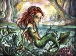 Mermaid by MaryTia