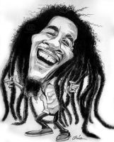 Bob Marley by orioncreatives