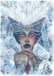 The Snow Queen by StefaniaRusso