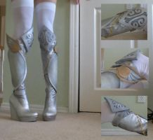 Lux Boots -Finished- by RikkuGrape