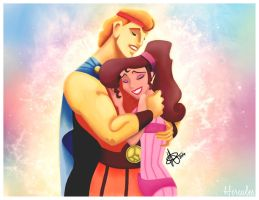 Herc And Meg by heather-may