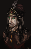 Vlad Tepes. by ShehCelCiudat