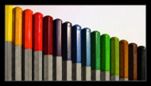 Coloured Steps by aneesah