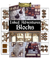 Cover for Inked Adventures Blocks product by billiambabble