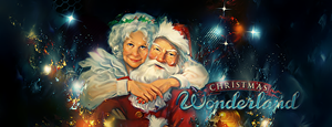 Christmas Wonderland by odin-gfx