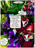 TFP :The Energy (FanComic) Chapter 4 - PG 1 by Potentissimum