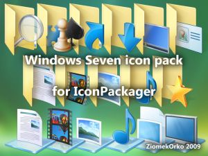 Windows 7 Seven icon pack