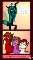 Ponies Damnit by AnArtistCalledRed