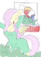 request. yeas, shake that tale by gameboyred