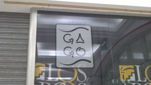 Gago is everywhere by Gagoterapia