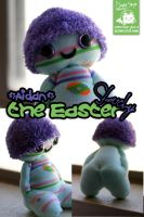Aidan the Easter Slouchy by cleody