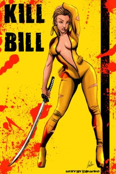 Sexy-kill Bill by lunaone