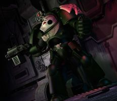 Space Hulk by Timewyrm