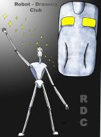 R D C by AngelicAdonis by Robot-drawing-club