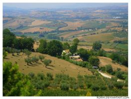 Italy is... by Korni