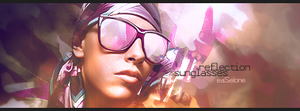 SunglassesReflection signature by eaSe-one