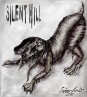 Silent Hill Puppy by Tribune-Veritas