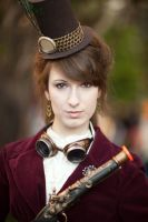 Steampunk Shoot 2 by LadyduLac
