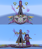 Lady Ianite Statue World Updated by 8bloodpetals