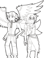 UF Soul Eater: Beryl and Diyar by Inkbound