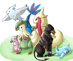 Pokemonz by Dianthes