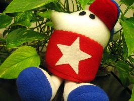Homestar plushie by greenchylde
