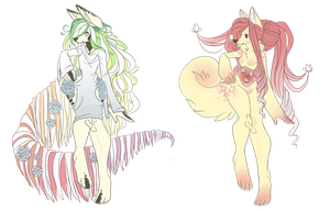 Adoptable Auction [CLOSED] by BouncyEars