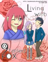 [Chapter 1, Cover] Living with A Nine-Tailed Fox by MiuShimazu