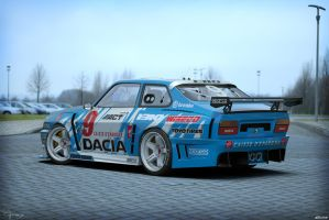 Dacia 1310 tuning 5 by cipriany