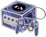 Cute Gamecube! by Berri-Blossom