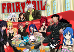 Fairy Tail 312 Cover by juli95