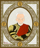 Tywin Lannister by smallsqueaktoy