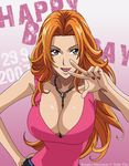 Happy Birthday, Rangiku... by HinataSenpai