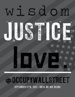 OCCUPY WALL STREET POSTER 4 by runesael