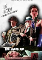 L.A Noire Old movie Poster by ben43000