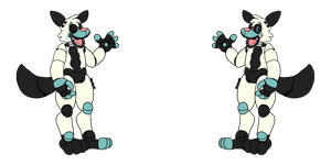 Simple FNAF Adopt - Adopted by Feralx1