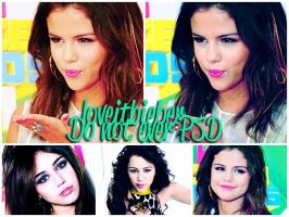 Do not ever PSD. by LoveitBieber