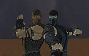 Deadly Alliance Part 2 by RCyclone
